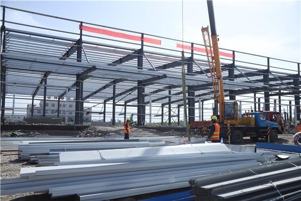 西安鋼結構廠房價格