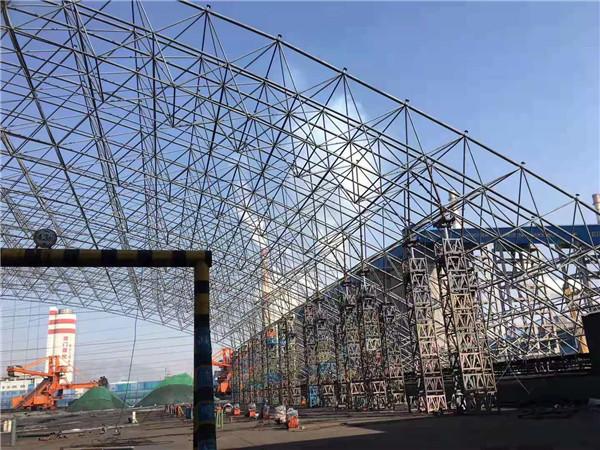 西安鋼結構網架