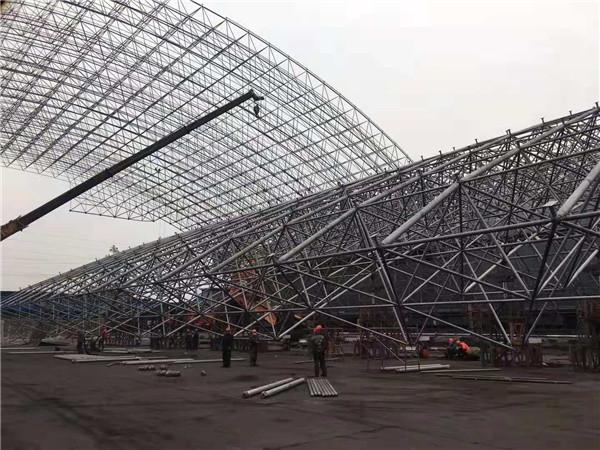 西安鋼結構網架價格