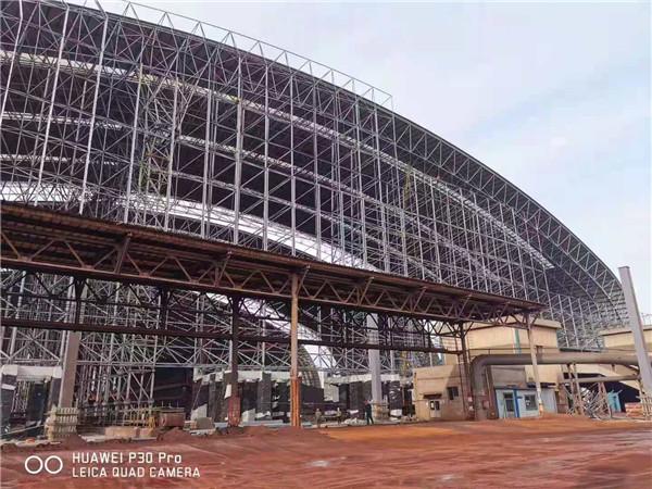 西安鋼結構網架安裝