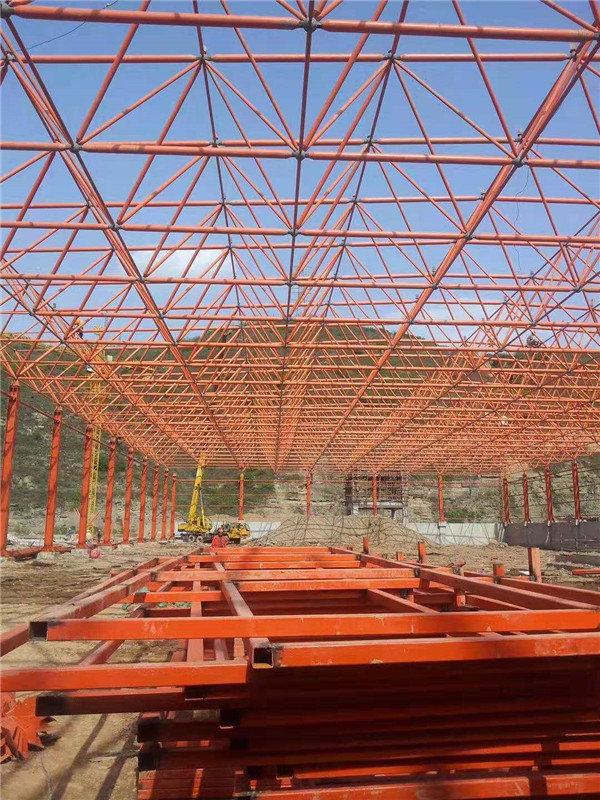 西安東南鋼結構網架