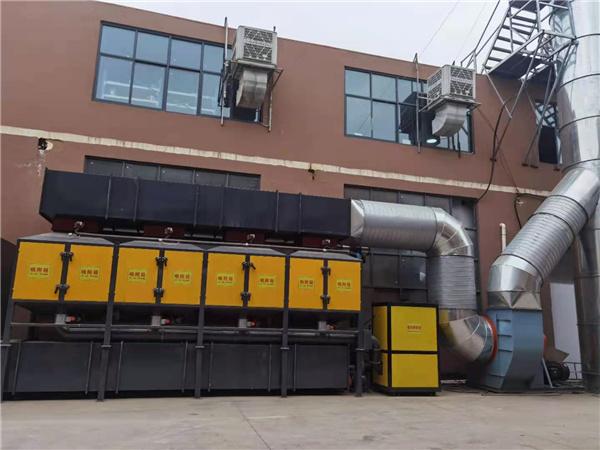 新锋歌环保工程告诉您催化燃烧设备的适用范围