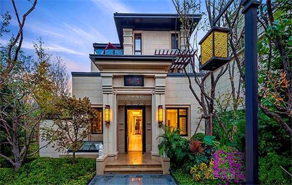 个人自建房--西安轻钢结构房屋建造