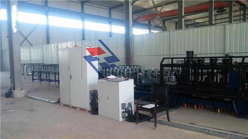 西安冷湾轻钢生产设备