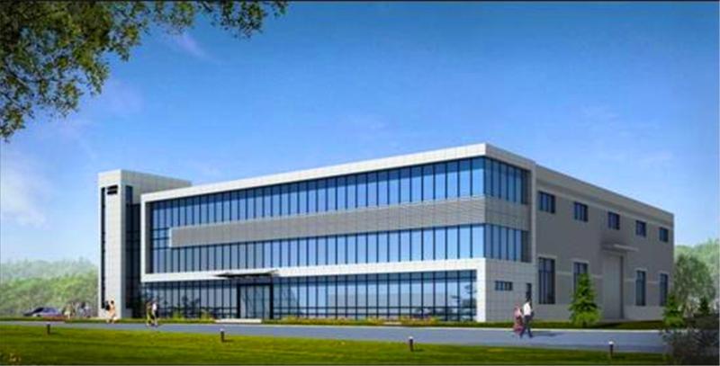 公共设施配套--西安轻钢结构办公楼