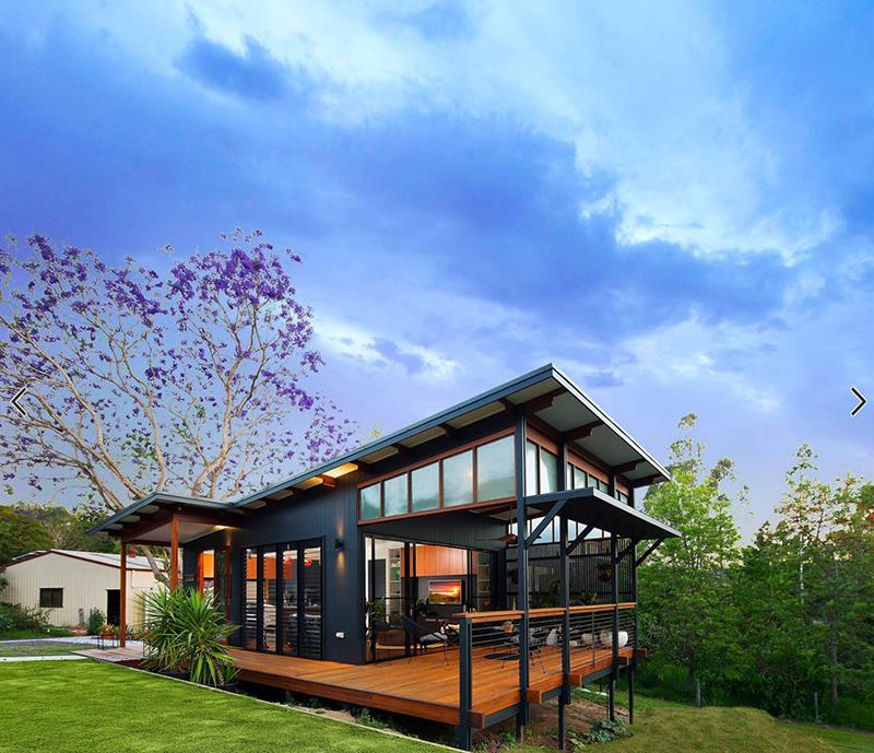 景区功能性配套--西安轻钢结构房屋