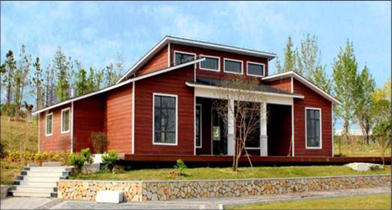 陕西轻钢结构景区房屋