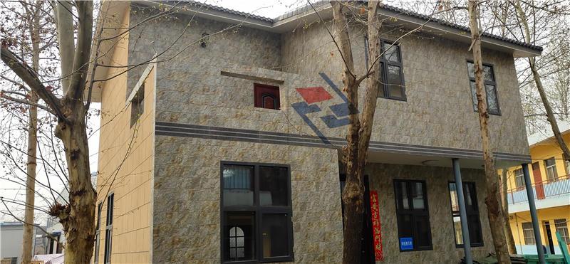 西安厂区轻钢别墅样板房