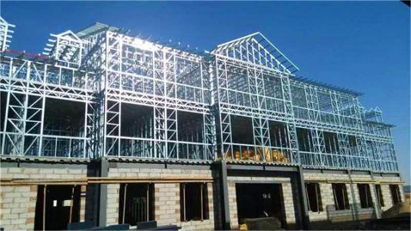 榆林钢结构房屋