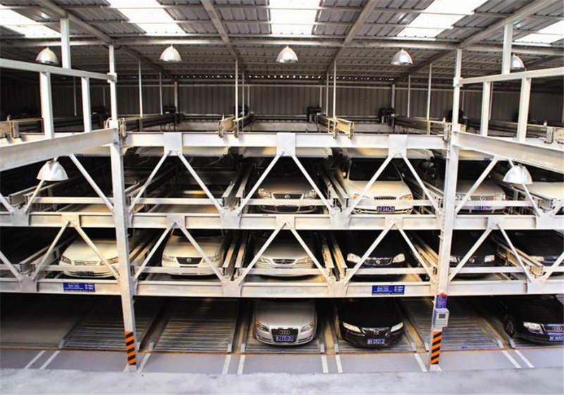 西安立体车库设计工程
