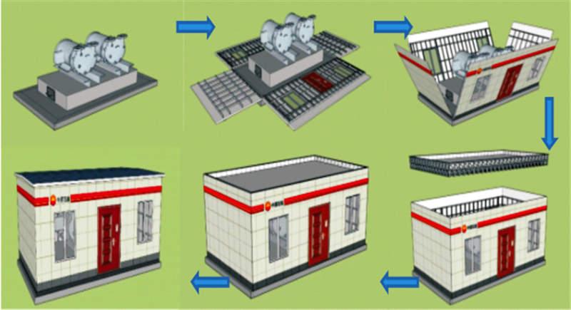 西安钢结构房屋设计安装