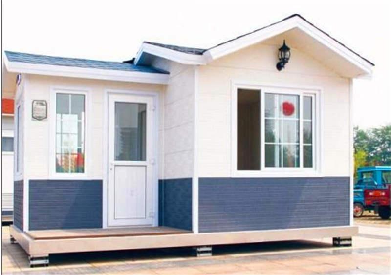 西安轻钢房屋--移动岗亭