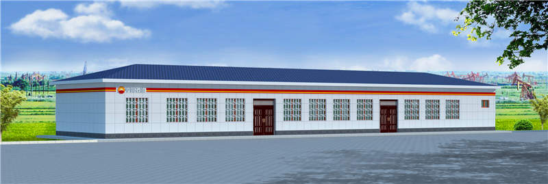 西安轻钢房屋建设