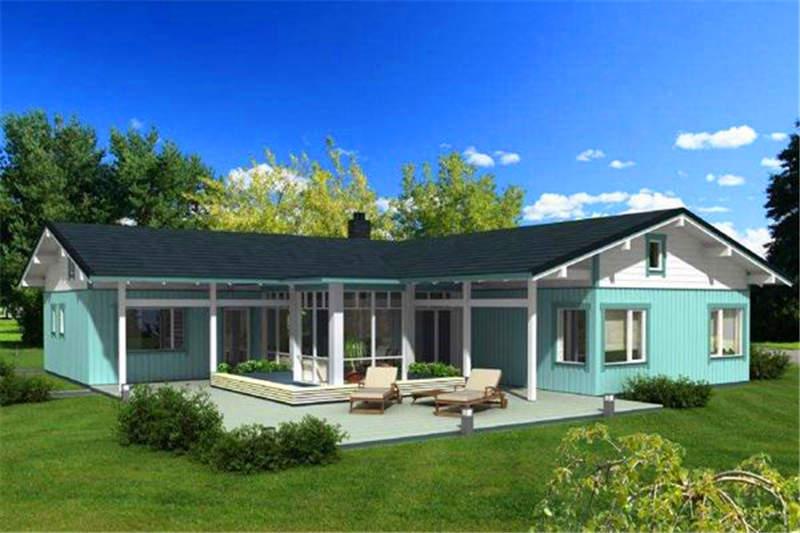 西安轻钢别墅设计