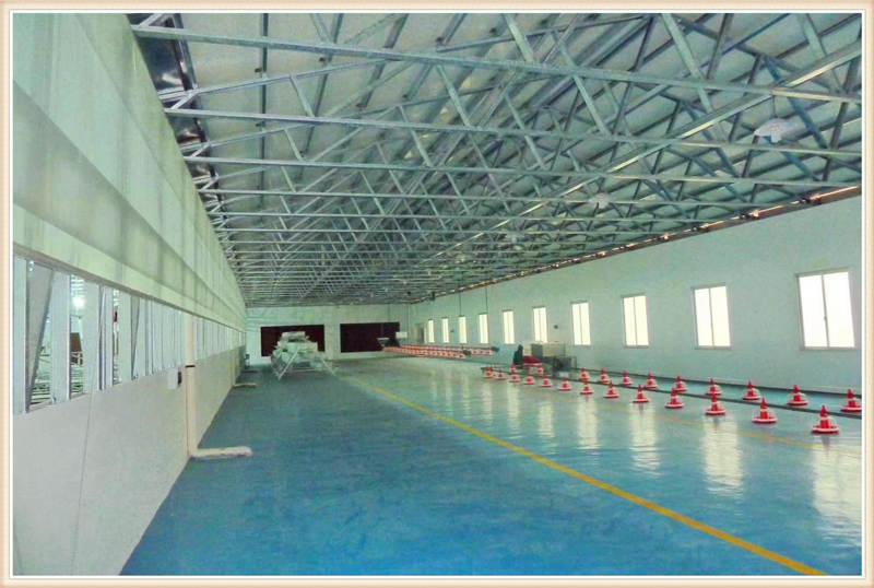 西安厂房钢结构加工