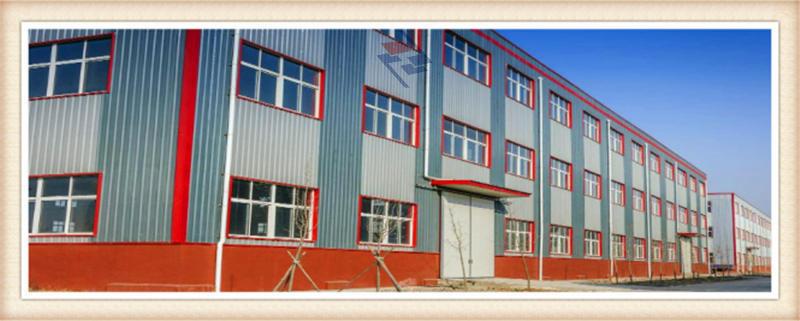 某单位生产厂房项目--西安厂房钢结构工程