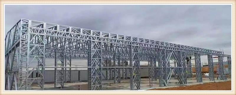 西安厂房钢结构