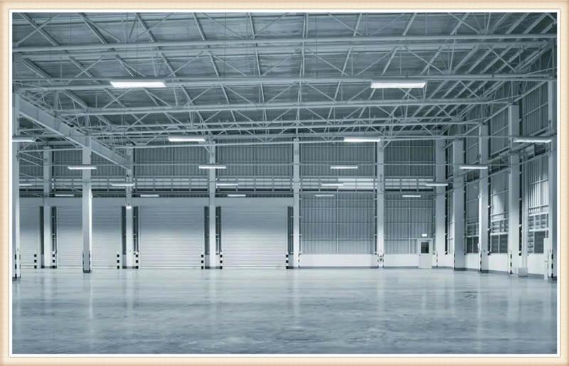 西安钢结构厂房设计施工