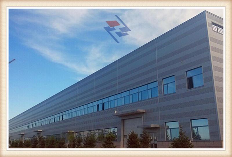 某公司钢结构厂房项目--西安重钢结构加工
