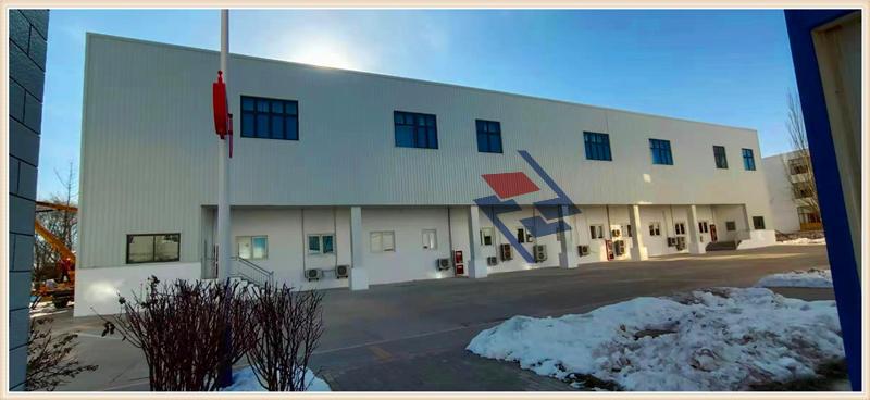 某单位厂房钢结构项目--西安厂房钢结构生产