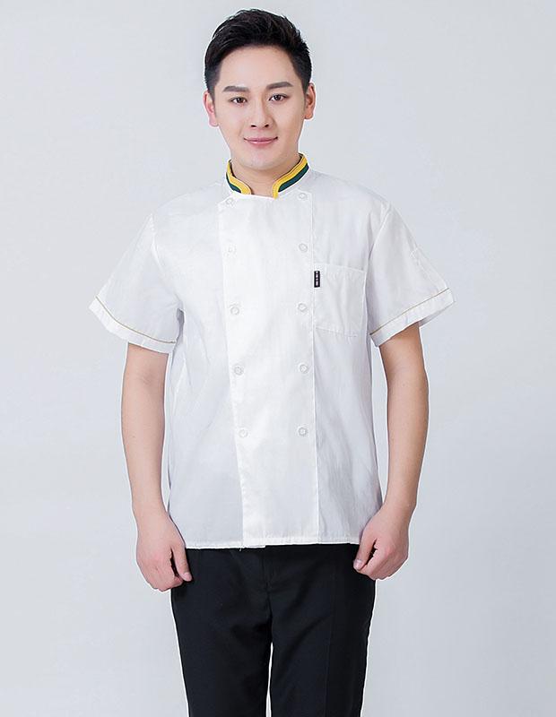 四川厨师服