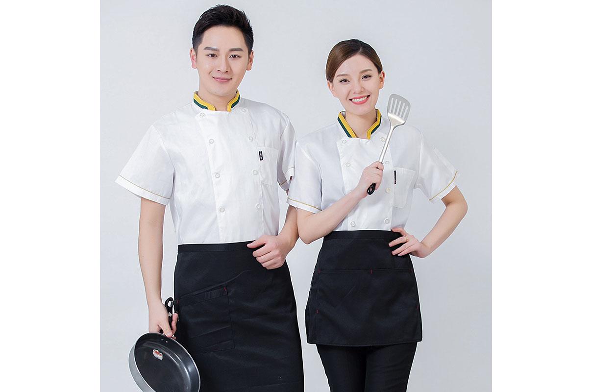 四川厨师服案例展示