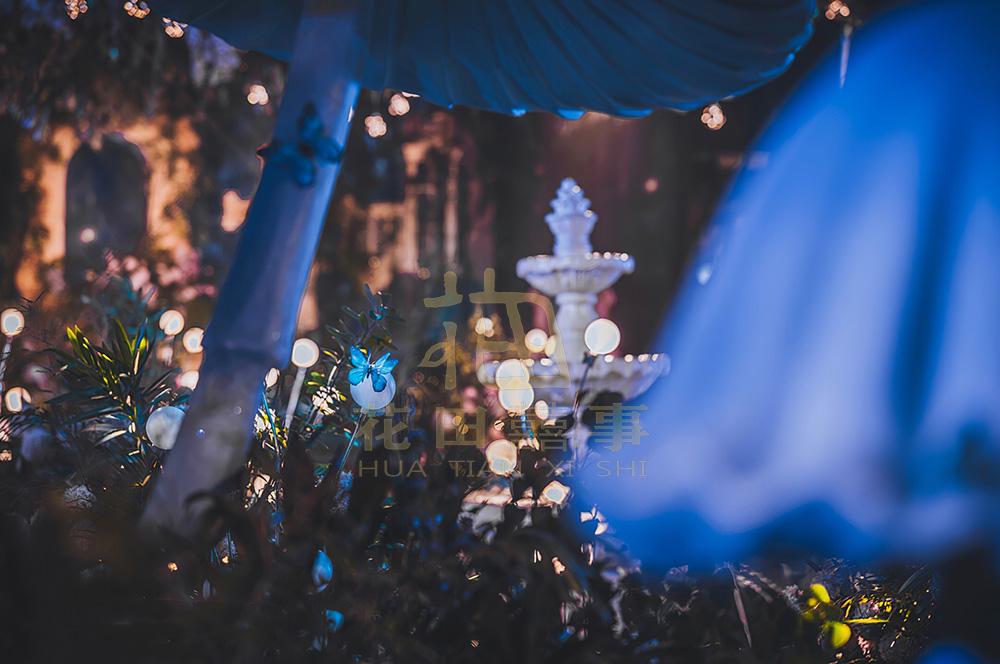 兰州森系婚礼策划