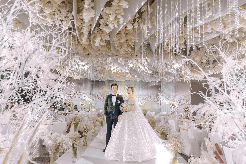 奢华主题婚礼