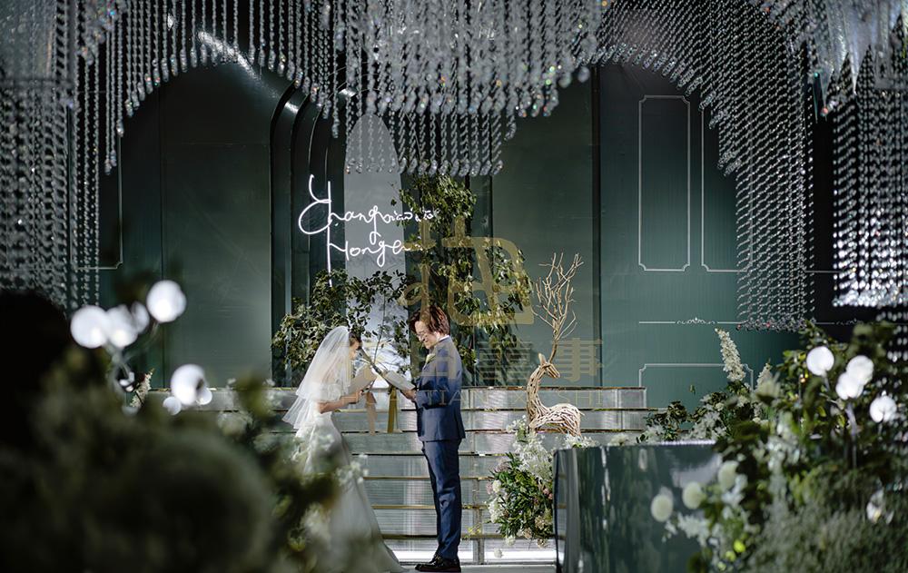 欧式主题婚礼