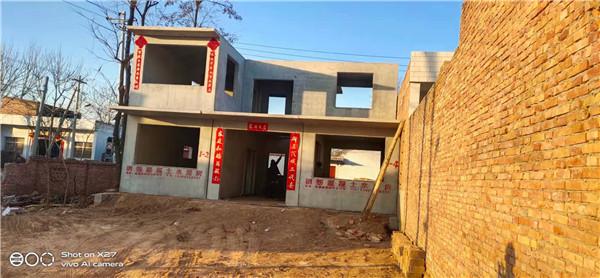 西安水泥预制板房施工