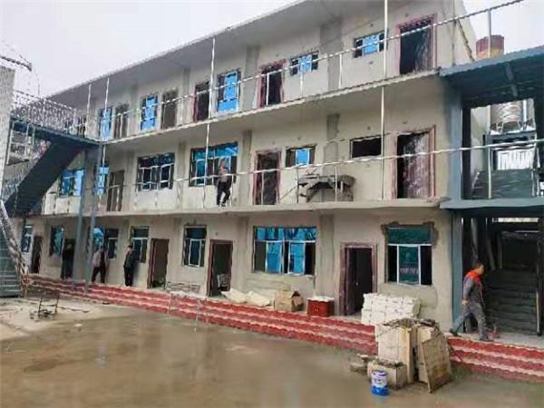 水泥房宿舍楼
