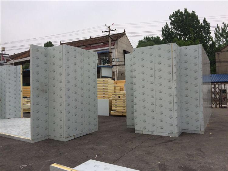 安装陕西聚氨酯冷库板的三个技巧,你get到了吗