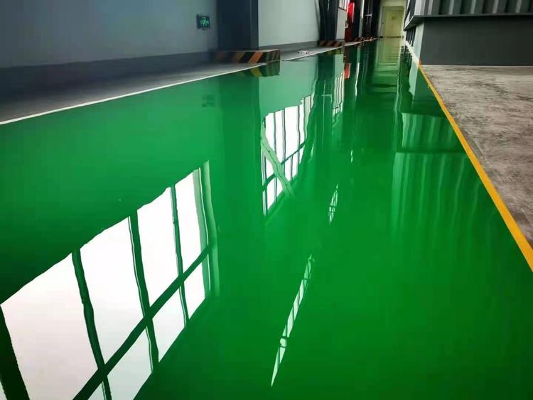 簡述水性環氧樹脂地坪涂裝系統施工工藝