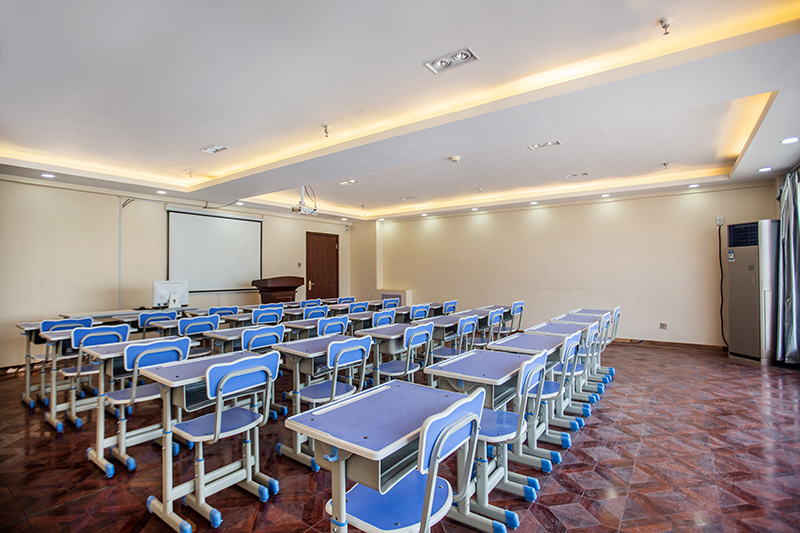 艺考培训教室