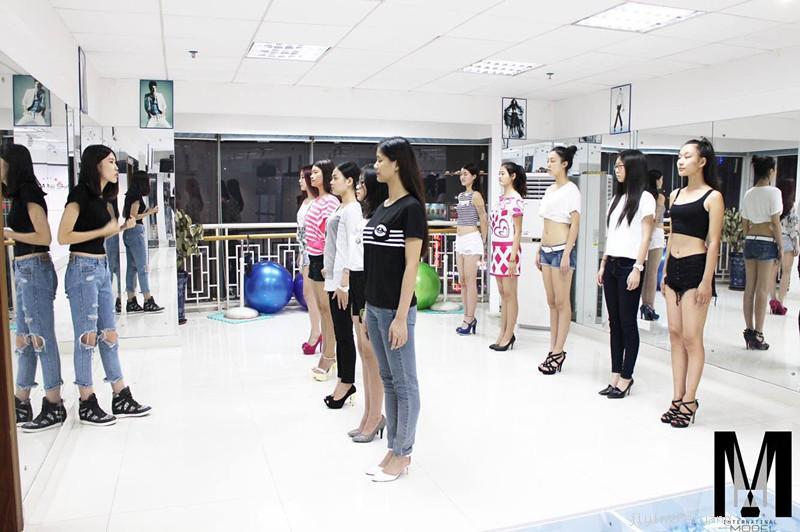 兰州服装表演(模特)培训