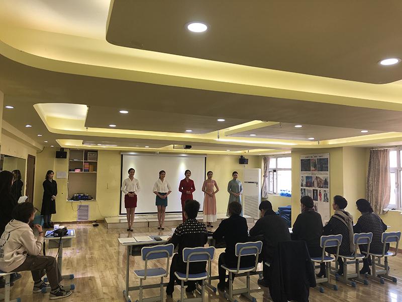 兰州服装表演培训,兰州模特艺考培训