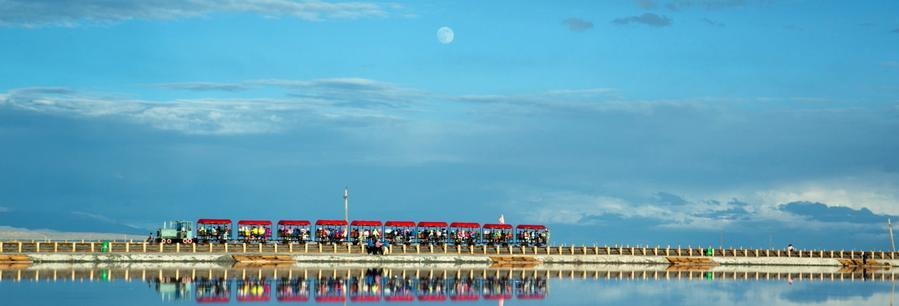 青海湖、茶卡、张掖、额济纳五日游