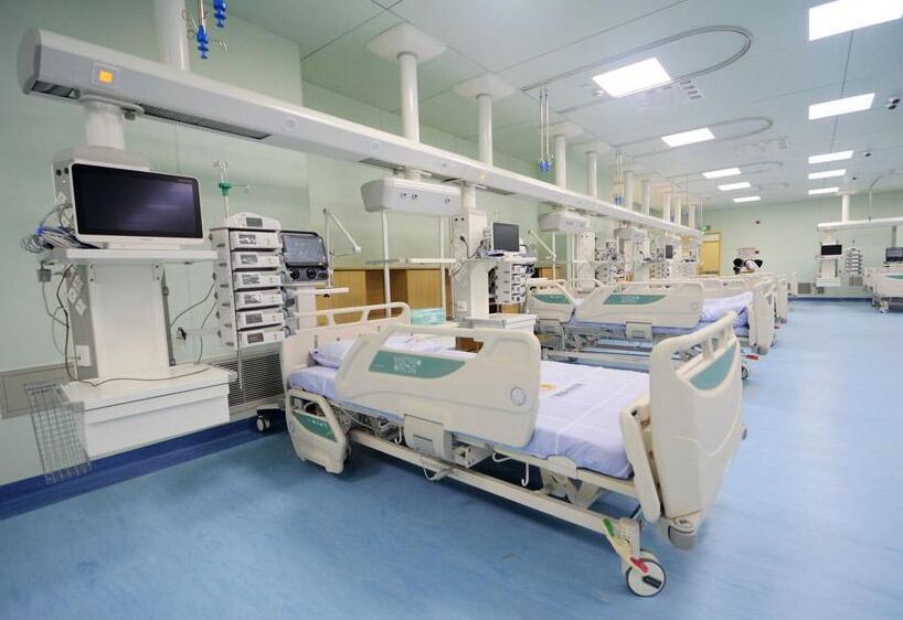 庆阳医院ICU病房净化-层流病房净化