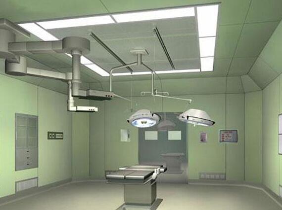 兰州手术室净化工程