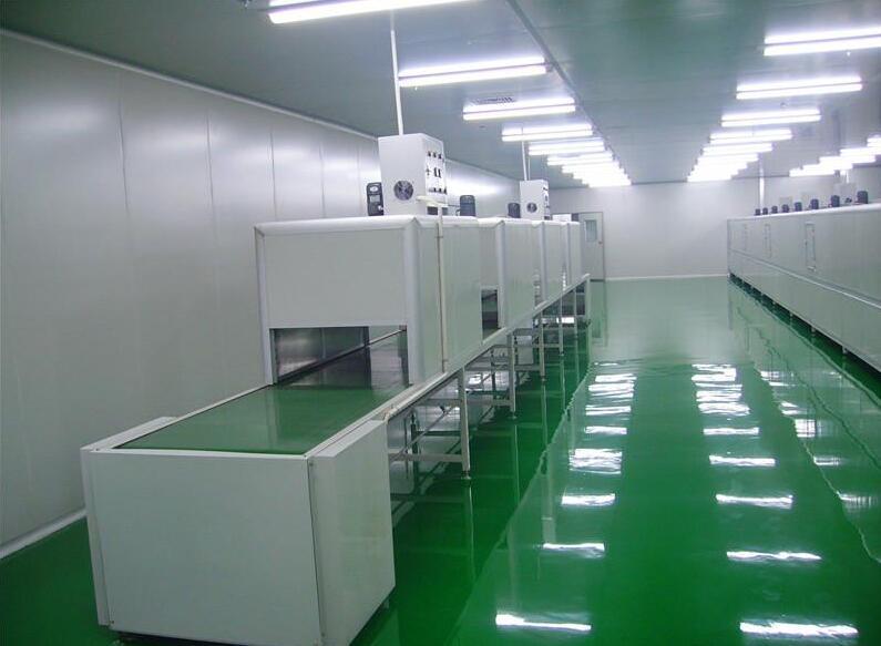 甘肃净化工程公司姑苏黄莆带您围观药厂净化车间人员净化大六大标准