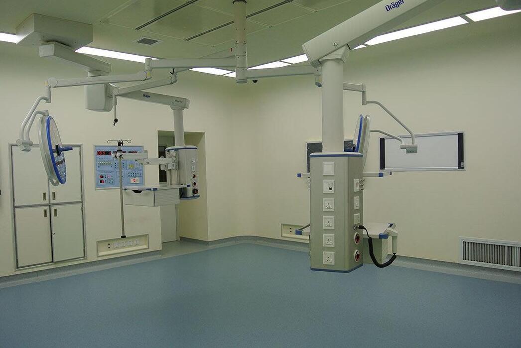 医院ICU病房净化