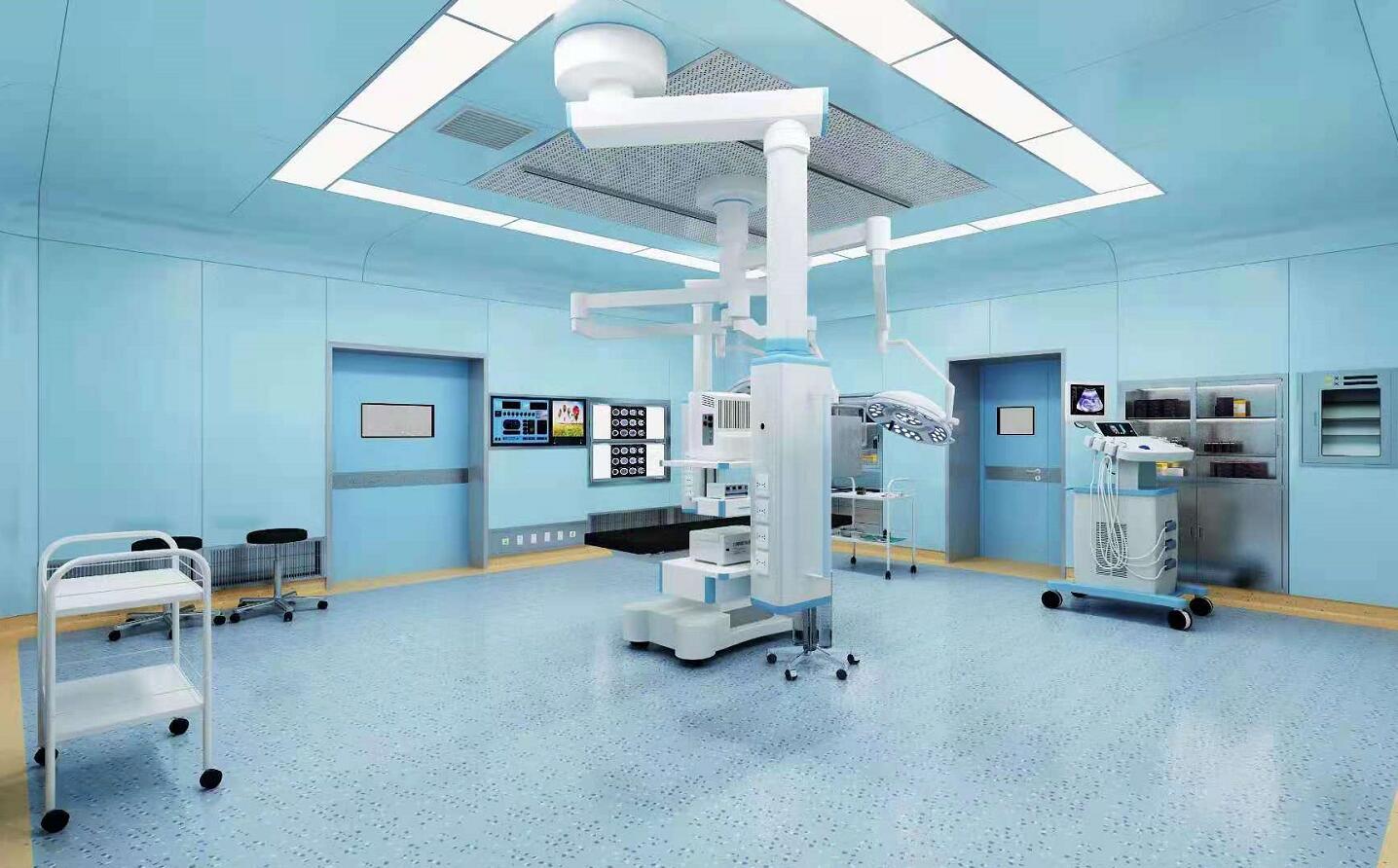 兰州净化公司:小编三个方面教你如何快速完成手术室净化工程维保!