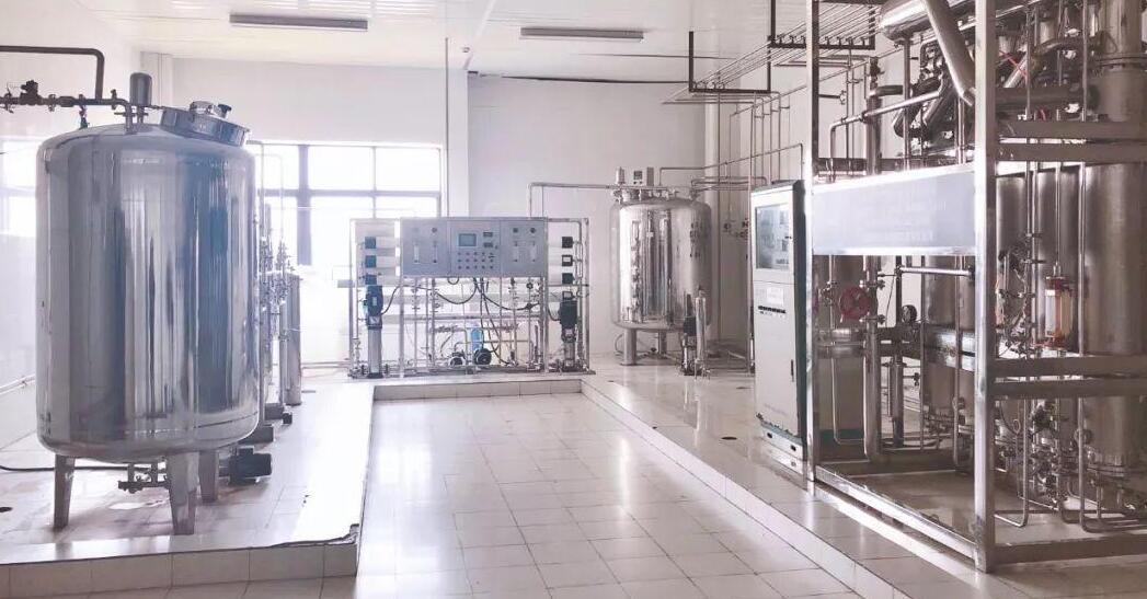 甘肃新兰药药业有限公司(甘肃扶正药业)水针车间净化工程