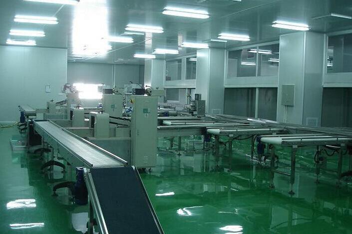 甘肃旭康药业有限公司中药饮片车间、食品车间、实验室净化工程