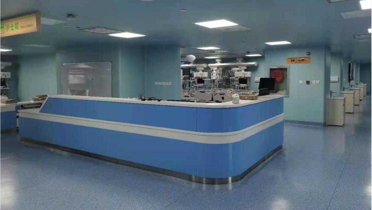 甘肃百级层流病房净化工程-兰州医院净化工程