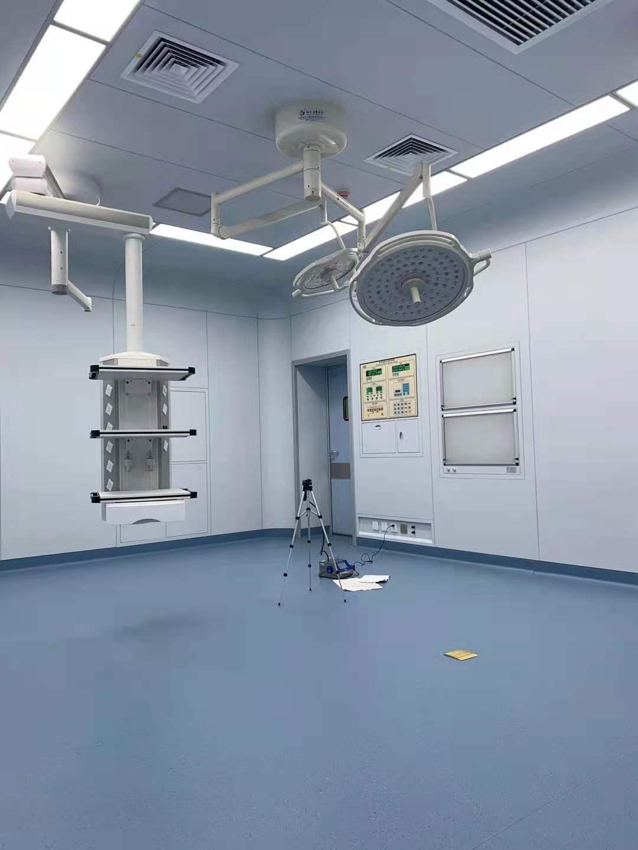 甘肃医院净化