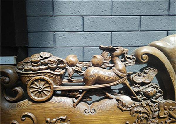 陕西古建筑木雕价格