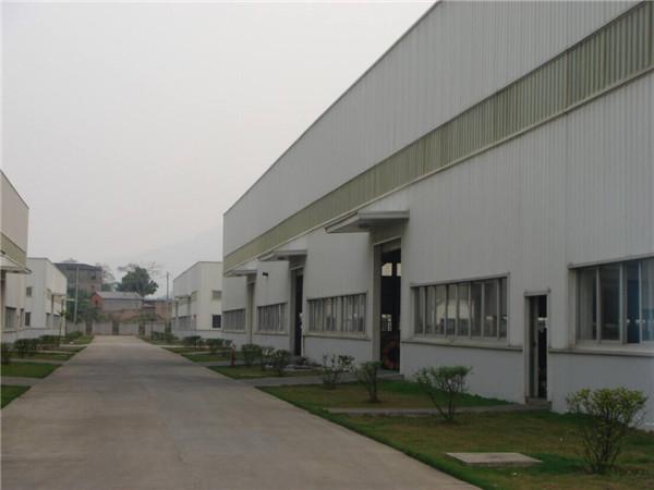陕西防腐木制品厂区展示