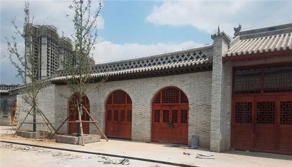 延安民俗博物馆仿古门窗项目案例