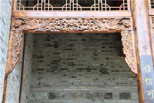 陕西古建筑木雕厂家
